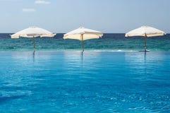 Opinião do Seascape no Oceano Índico Fotos de Stock