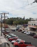 Opinião 3 do telhado Fotografia de Stock Royalty Free