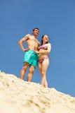 Opinião do verão Foto de Stock Royalty Free