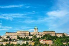 Opinião húngara do National Gallery imagens de stock