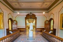 Opinião interior Crocker Art Museum bonito Fotografia de Stock Royalty Free