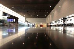 Opinião larga interna terminal de Barcelona Imagens de Stock Royalty Free