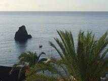 Opinião litoral do mar fotografia de stock royalty free