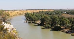 Opini?o Murray River, Austr?lia 4K vídeos de arquivo