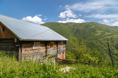 Opinião natural da paisagem Fotografia de Stock Royalty Free