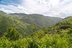 Opinião natural da paisagem Fotografia de Stock