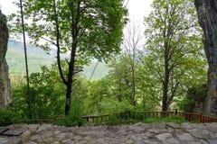 Opinião natural da paisagem Fotos de Stock