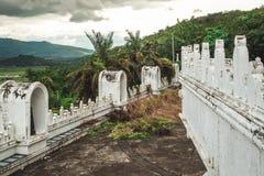 Opinião original Jose Rizals Monument Imagens de Stock