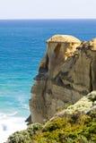 Opinião os 12 apóstolos na grande estrada do oceano, Melbo Foto de Stock