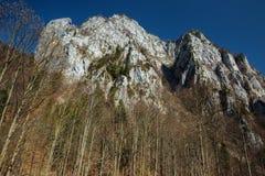 Opinião panorâmico de Alpes imagem de stock