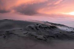 Opinião superior de Kilimanjaro Imagens de Stock Royalty Free