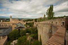 Cidade européia bonita fotografia de stock royalty free