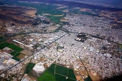 Opinión aérea de SLP Imagenes de archivo