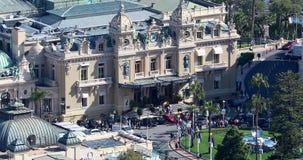 Opinión aérea Monte Carlo Casino In Monaco