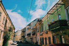 Opinión al azar de Odessa imágenes de archivo libres de regalías