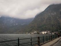 Opinión bonita del lago imagen de archivo libre de regalías