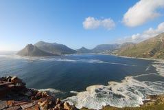 Opinión Ciudad del Cabo del centinela Fotografía de archivo libre de regalías