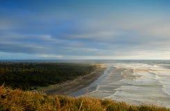 Opinión costera de Washington Fotos de archivo