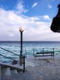 Opinión de Abazzia Imagen de archivo libre de regalías