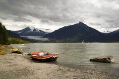 Opinión de Alaska foto de archivo libre de regalías