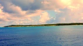 Opinión de Bahama Fotografía de archivo libre de regalías