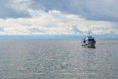 Opinión de Baikal Imágenes de archivo libres de regalías