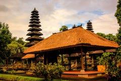 Opinión de Bali Fotos de archivo