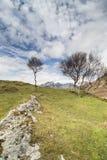 Opinión de Bla Beinn de Cill Chriosd en la isla de Skye Imagenes de archivo