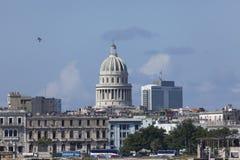 Opinión de Capitolio del mar Foto de archivo