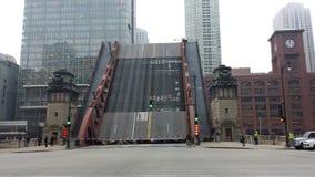 Opinión de Chicago Imagen de archivo
