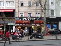 Opinión de Estambul Turquía foto de archivo libre de regalías
