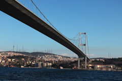 Opinión de Estambul Turquía fotos de archivo libres de regalías