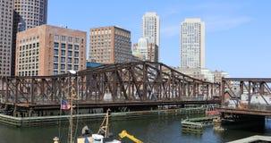 opinión de 4K UltraHD puerto de la Boston, Massachusetts