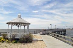 Opinión de la bahía Fotos de archivo