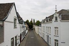 Opinión de la calle Foto de archivo libre de regalías
