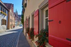 Opinión de la calle Foto de archivo