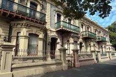 Opinión de la calle de Adelaide Fotografía de archivo libre de regalías