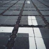 Opinión de la calle de Kiev Imagen de archivo