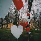 Opinión de la calle de Kiev Imagen de archivo libre de regalías
