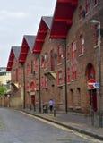 Opinión de la calle en York, Reino Unido Imagen de archivo