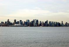 Opinión de la ciudad fotografía de archivo