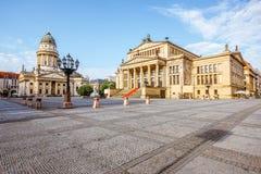 Opinión de la ciudad de Berlín foto de archivo libre de regalías