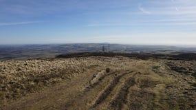 Opinión 1 de la colina Imagen de archivo