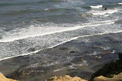 Opinión de la costa de Oregon Imagen de archivo