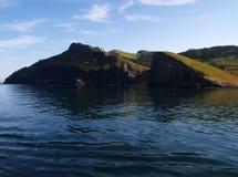 Opinión de la isla Fotografía de archivo