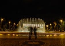 Opinión de la noche Fotos de archivo