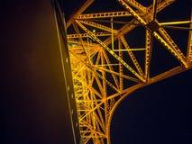 Opinión de la noche de la torre de Tokio, Tokio, Japón foto de archivo libre de regalías