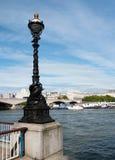 Opinión de Londres Fotografía de archivo libre de regalías