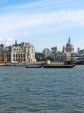 Opinión de Londres Fotos de archivo libres de regalías