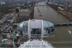 Opinión de Londres foto de archivo libre de regalías